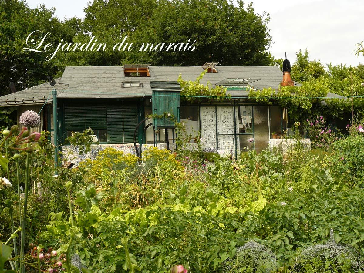 Le jardin du marais 44 arrosoirs et s cateurs for Les jardins de